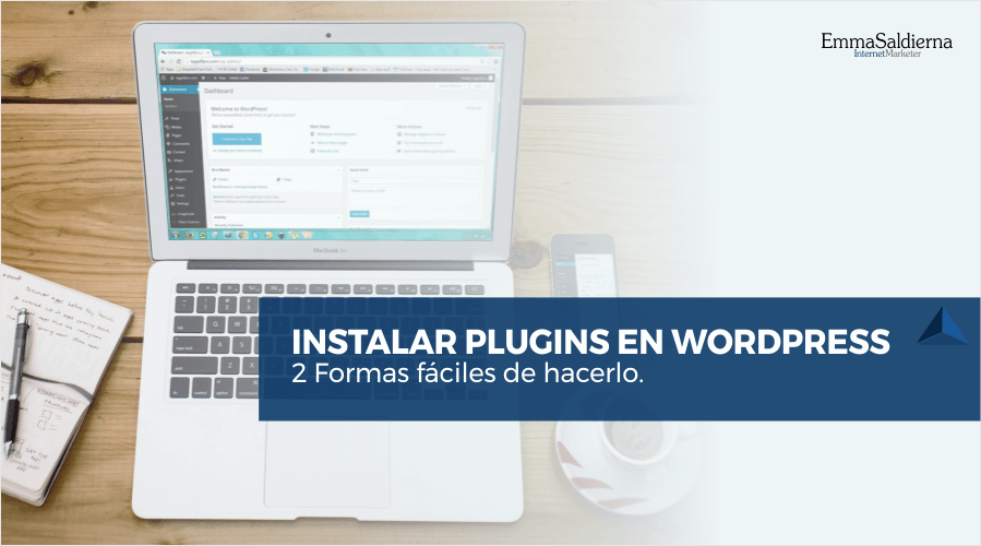2 Formas de Descargar e Instalar Plugins en WordPress