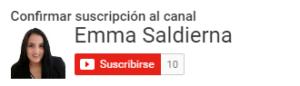 añadir un botón de Suscripción de YouTube