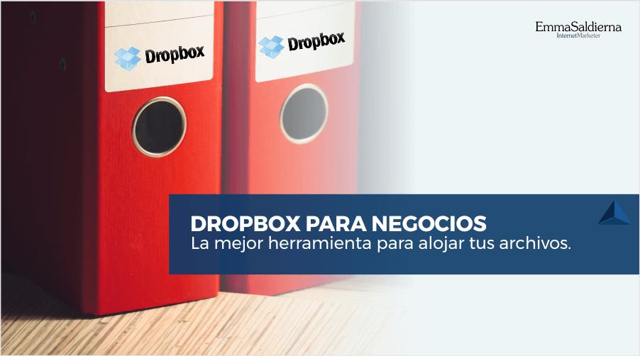5 beneficios de usar Dropbox para tu negocio