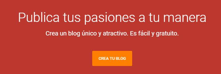 Aprende cómo crear un blog gratis en Blogger