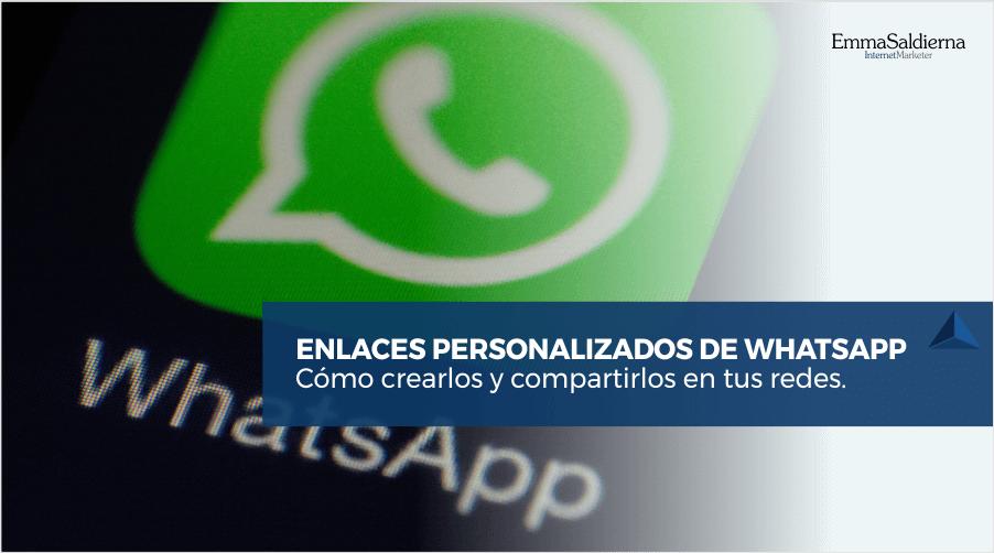 2 formas de compartir tu número de WhatsApp a través de un enlace
