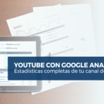 Conectar tu canal de Youtube con Google Analytics