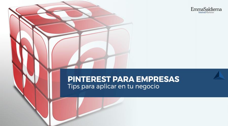 Cómo usar Pinterest para los Negocios